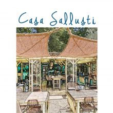 ILLSUTRATION CASA SALLUSTI