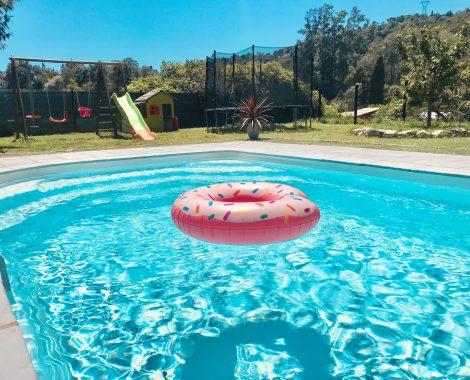 photo piscine et jeux