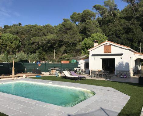 piscine transat maison